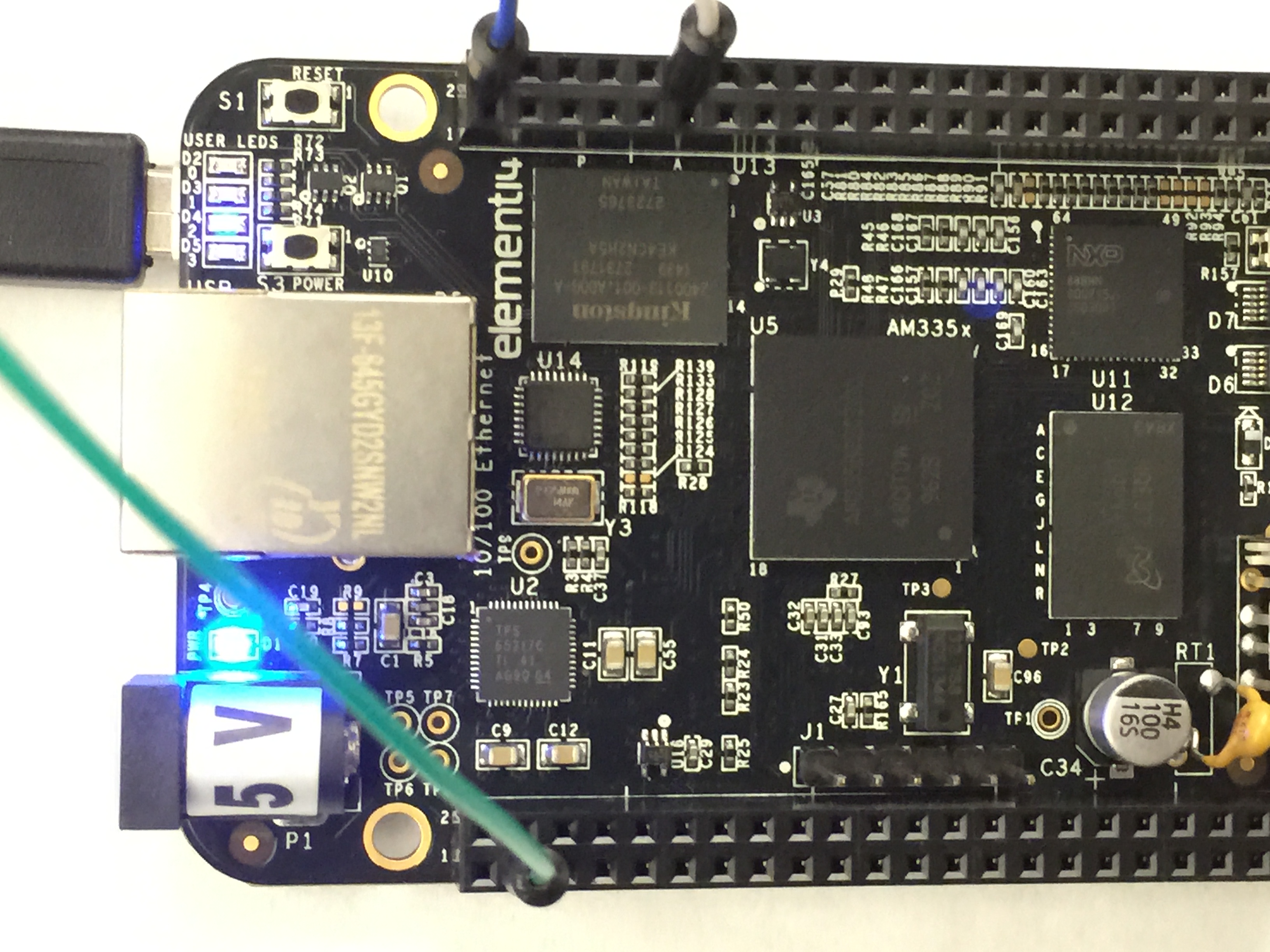 Beaglebone Closeup