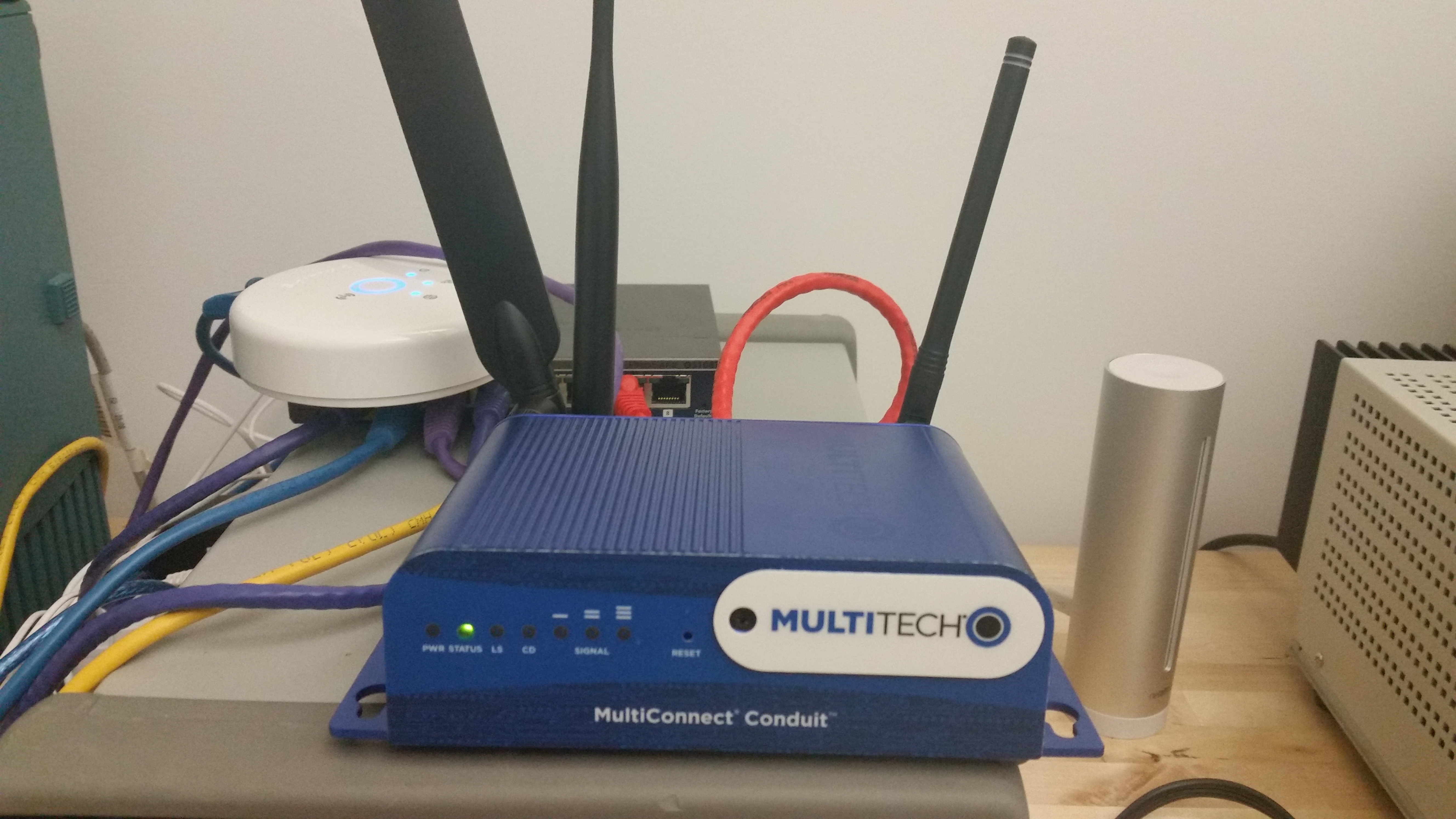 LoRaWAN with MultiTech and ARM mbed | InterDigital com