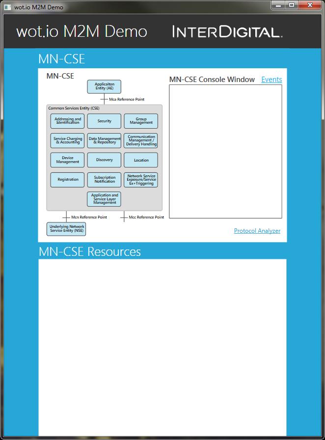 InterDigital's Resource Tree Viewer