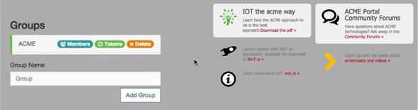 JBOSS Enterprise Portal and wot io | InterDigital com