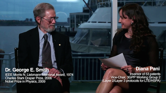 Innovators Talking to Innovators - Dr. George Smith